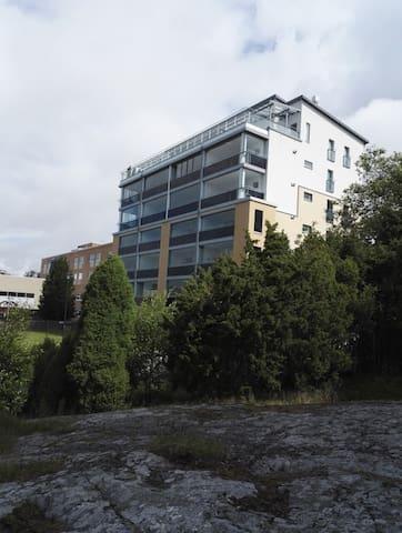 One bedroom apartment in Uusikaupunki, Kullervontie 11 (ID 9892)