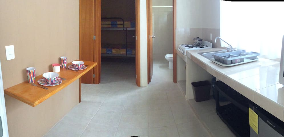 Departamento excelente ubicacion - Tepic - Appartement