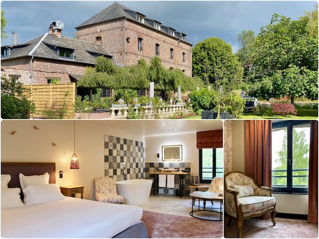 Romantique Suite #6 - 16th Century Mill - Hotel