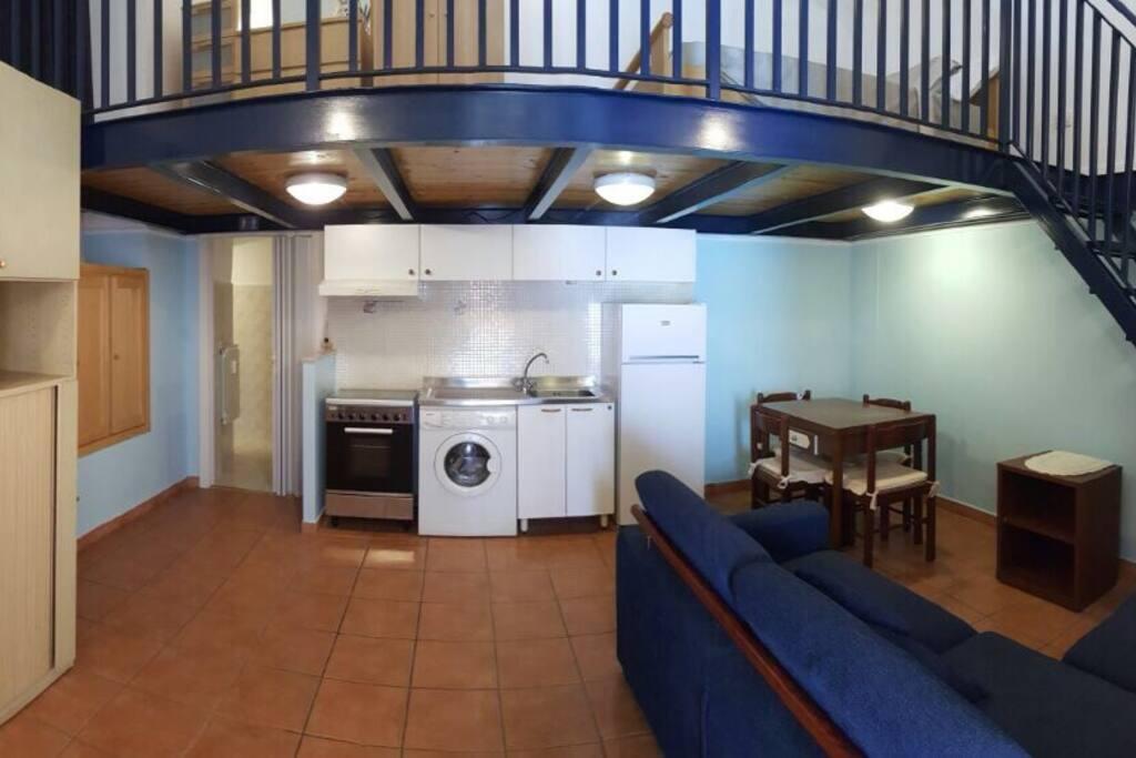 Panoramica Appartamento/ Panoramic of apartment