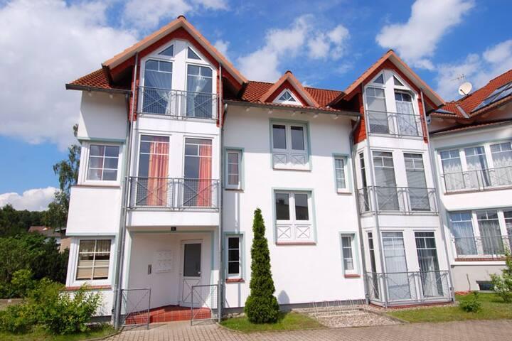 Haus Granitzblick Wohnung 12 - Sellin - Apartamento
