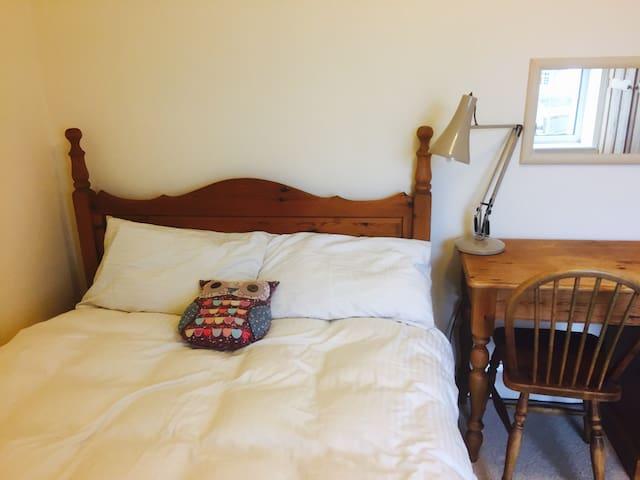 Clifton, Lovely room in quiet area. - Bristol - Talo