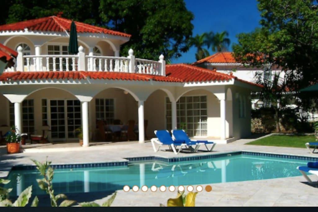 3 bedroom villa beautiful all inclusive resort villas for rent in puerto plata puerto plata