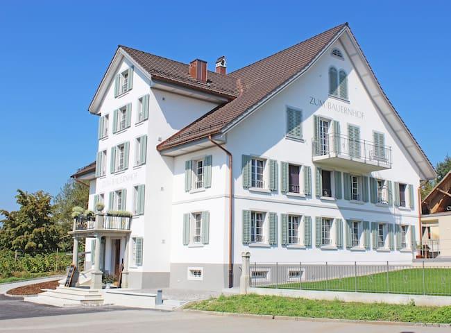 Gasthaus zum Bauernhof - Oberlunkhofen - Bed & Breakfast