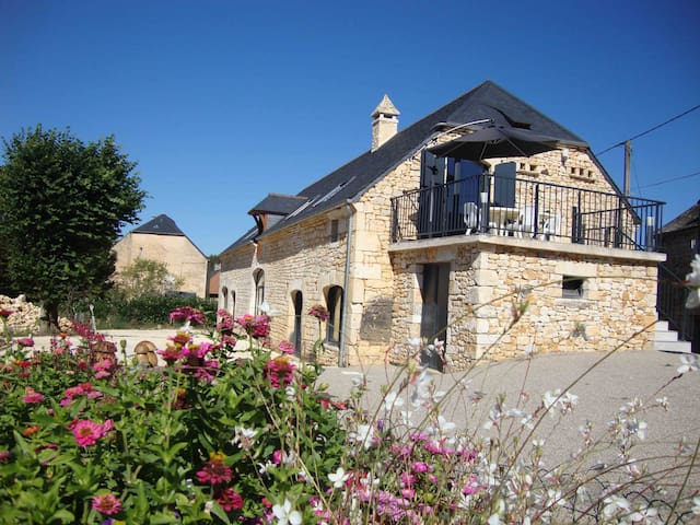 Gite de Charme Proche Sarlat et Lascaux IV - Salignac-Eyvigues