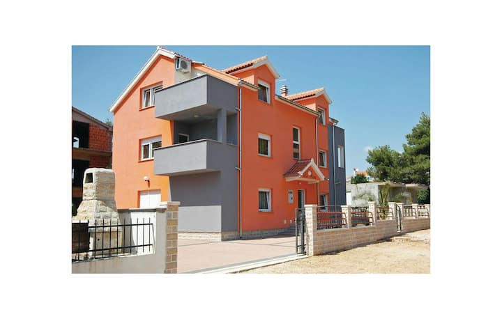 Awesome home in Vodice with 1 Bedrooms