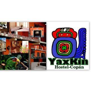 """Economico Hostal en Copan Ruinas """"Yaxkin-Copán """""""