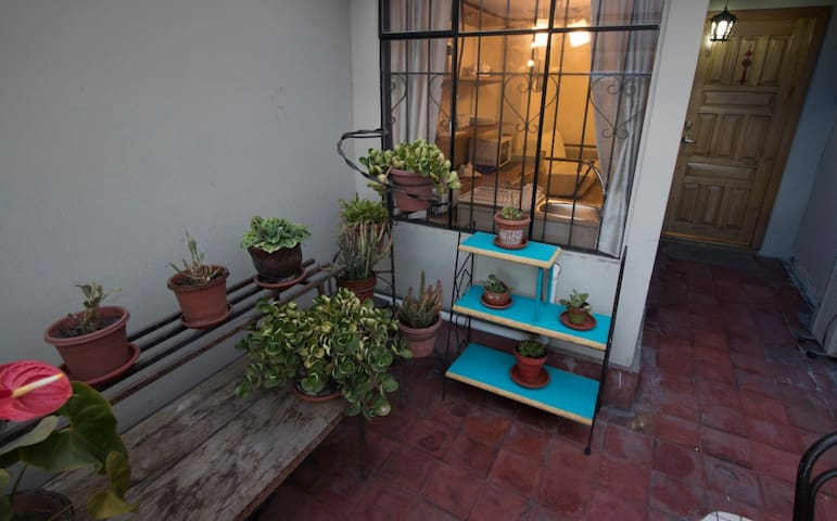 Private, comfortable, warm home in Quito