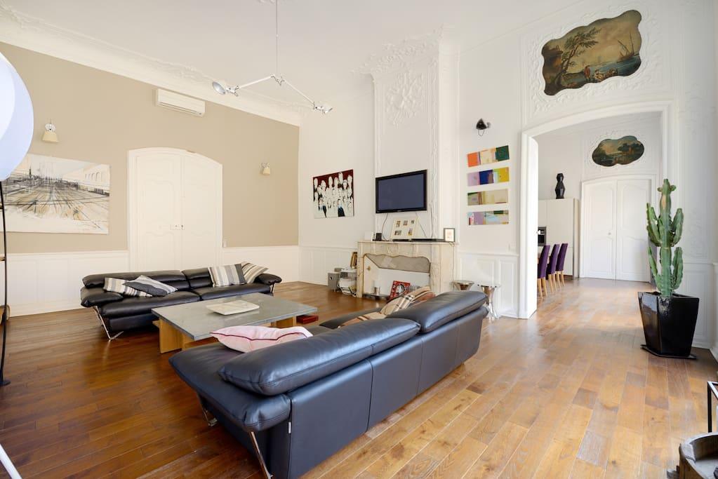 4 chambres 180m2 centre ville appartements louer - Chambre d hote aix en provence centre ville ...
