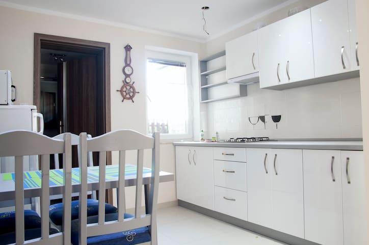 Apartament w Jastarni - rodzinny :) - Jastarnia - Apartment