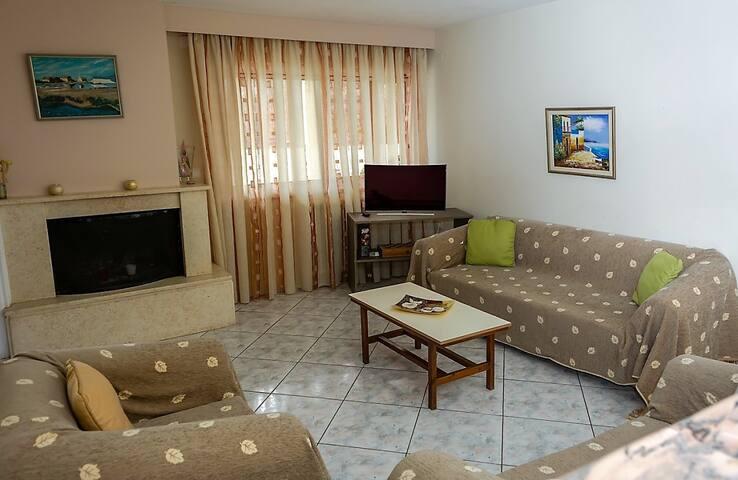 CORFU HOLIDAY HOUSE 100 m2-VASILIKI