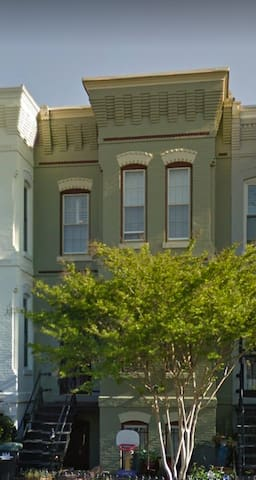 Convenience and Character in Capitol Hill Apt