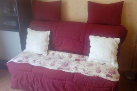 Petite chambre dans maison très calme - Montbouy - Rumah