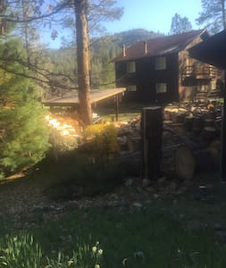 River Rock Cabin- there's something for everyone!