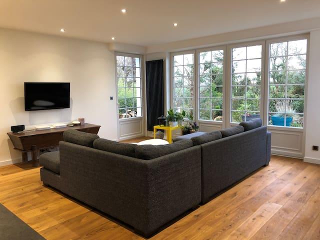 Chambres dans maison entièrement rénovée