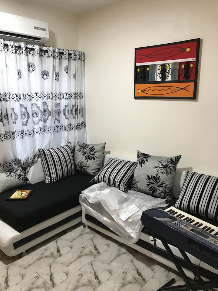 Sixplug Lekki Cozy Apartment