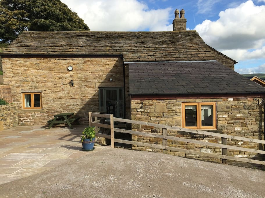 Lovely Converted Barn New Mills Peak District Houses For