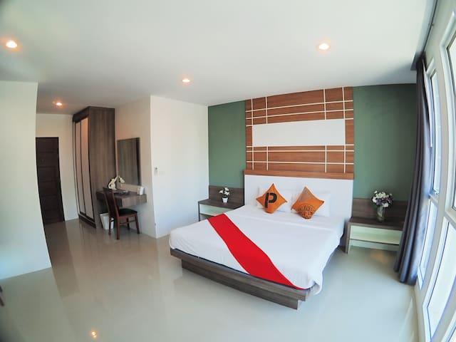 Pop-in Hostel - Superior Private Room