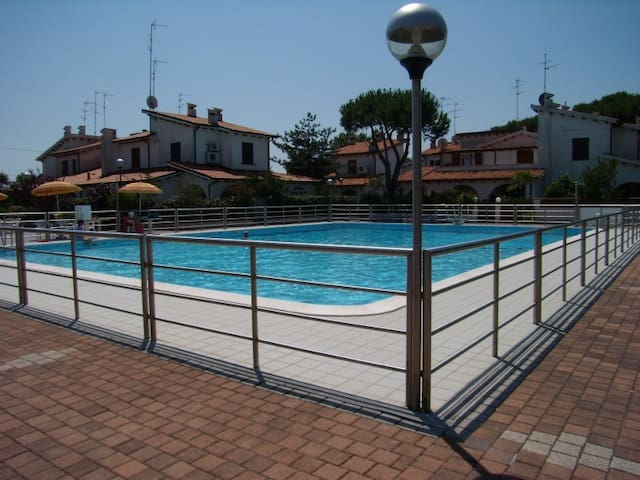 Residence con piscina Ma.Di 15