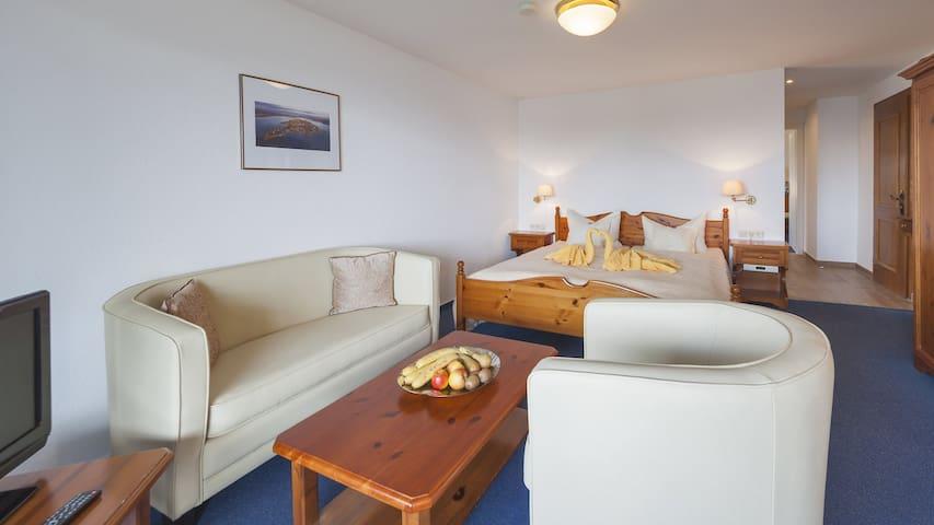 Hotel Seepark Appartements - Hotel Garni (Uhldingen-Mühlhofen), Appartement