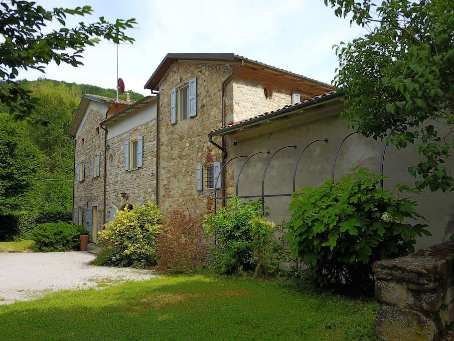 Piccolo Borgo (scorcio)