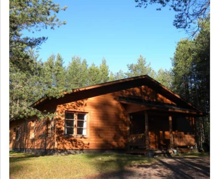 Eräkeskus Wilderness Lodge & Huskyfarm
