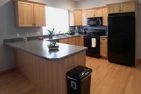 Downtown Toledo Condo - Toledo - Townhouse