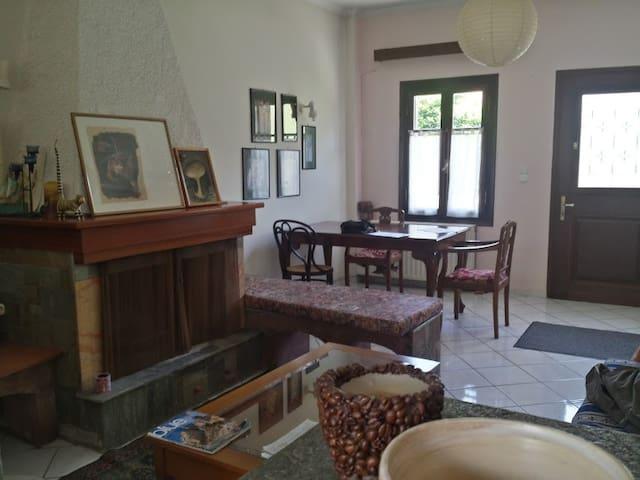 A house to feel like home - Mitilini - Talo