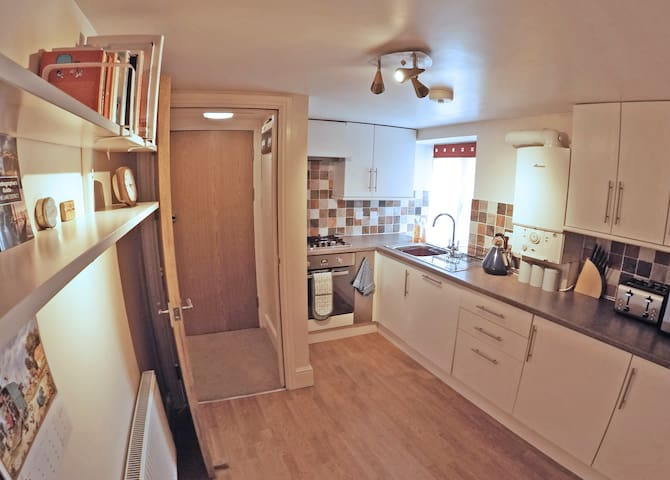 Stylish lakeland town centre flat - Kendal - Apartment