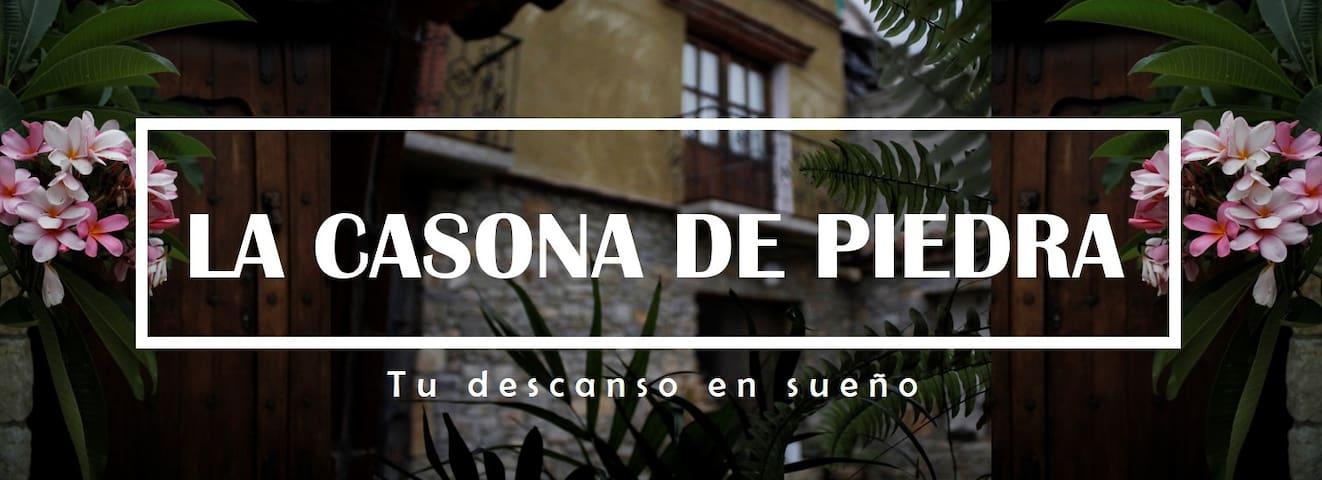 """""""LA CAZONA DE PIEDRA""""  tu descanzo en sueño"""