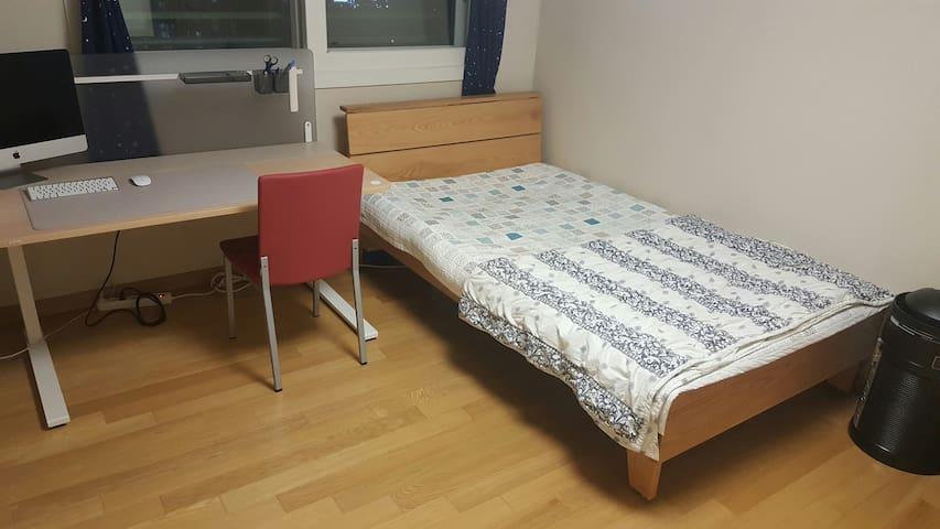 내손동 따뜻한 방(청계자유발도르프학교) - Naesonjungang-ro, Uiwang-si - Apartamento
