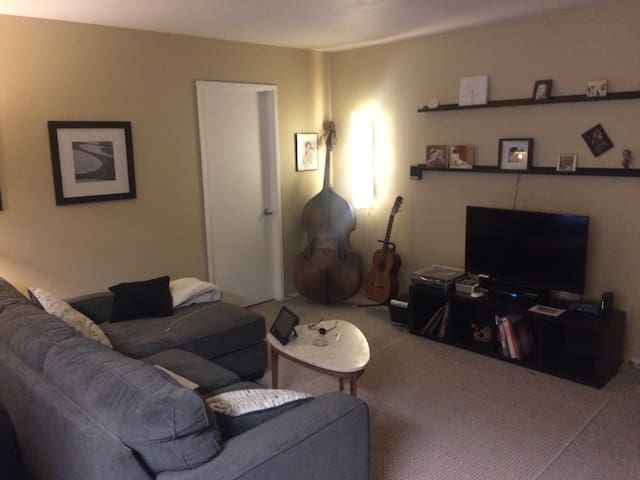Close to shops, SeaWorld and Zoo - San Diego - Appartement