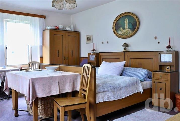 Janusův Mlýn - Děpoltovice - Casa
