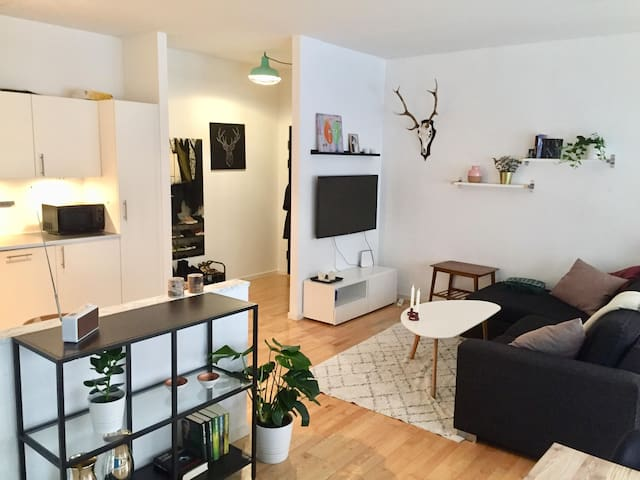 Large and cozy apartment in the CENTER of Aarhus
