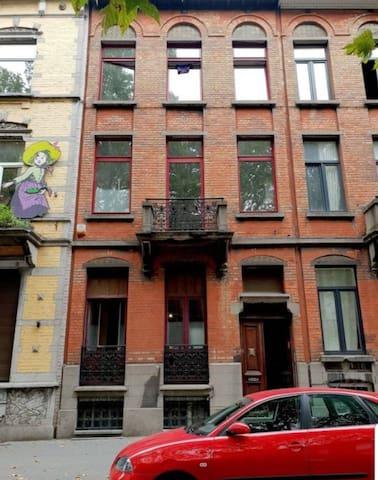 Chambre privé en plein centre de Charleroi