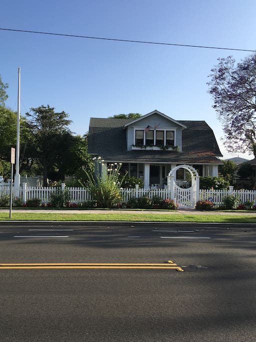 1907 Coronado historical treasure, featured in San Diego Home & Garden