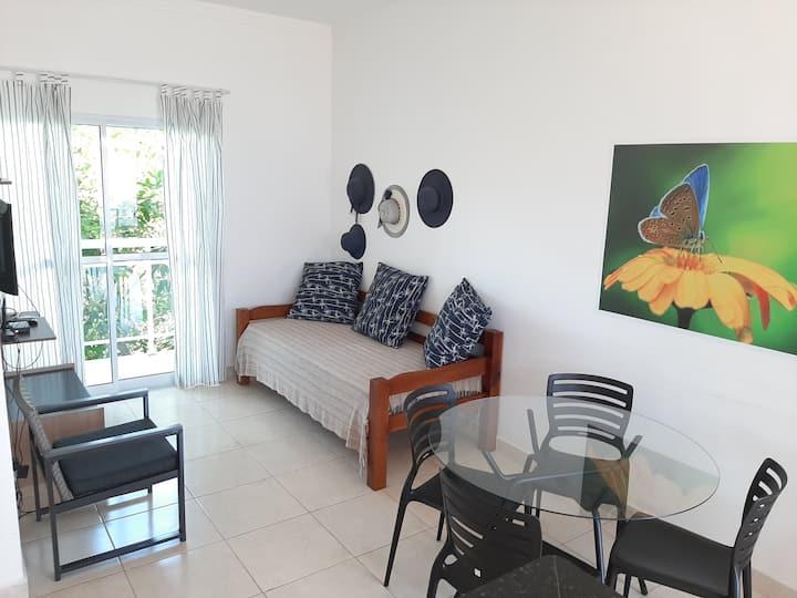 Cool and modern flat in Jabaquara