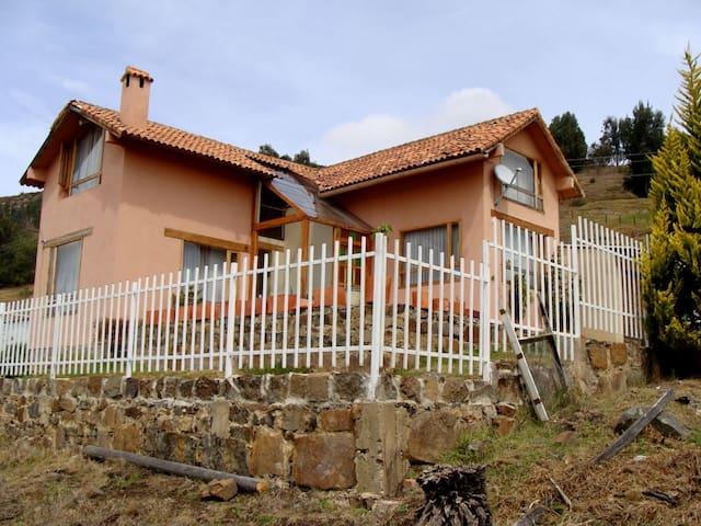 Habitación en Chalet