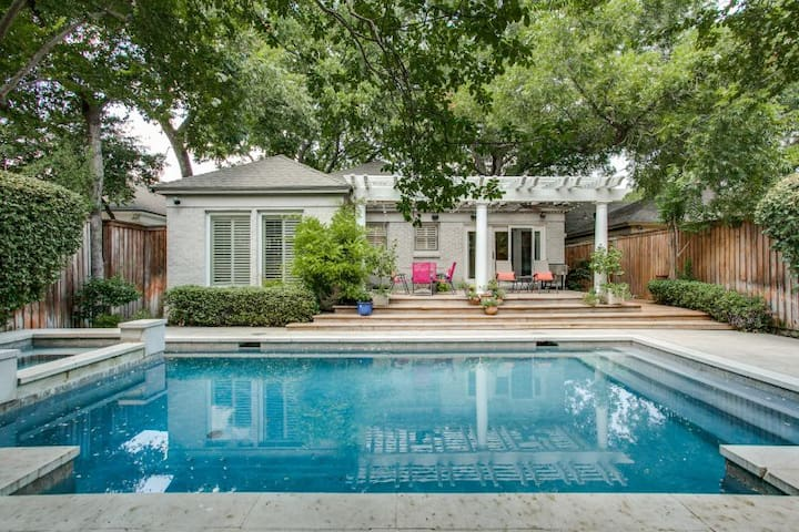 Upscale home with pool... Best location in Dallas! - Dallas - Haus