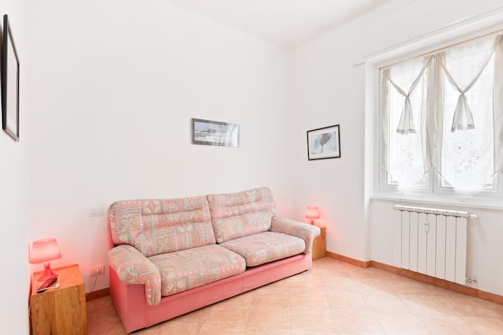 BOOK NOW! Cozy apartment x3 in Borgoratti
