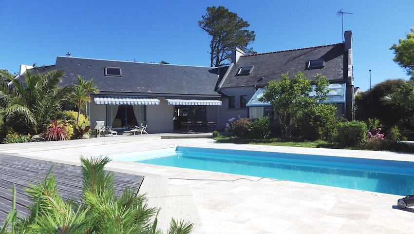 Villa de l'Anse Styvel - Lanildut - Vila