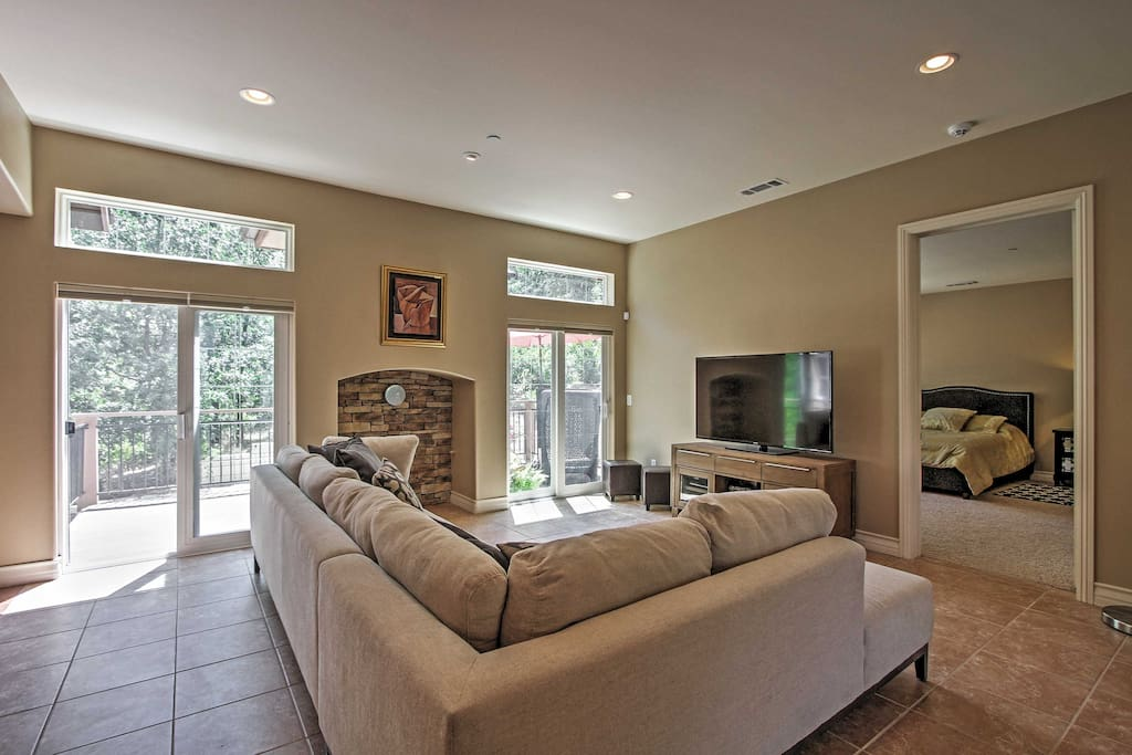 Look forward to lounging in the spacious interior living space.
