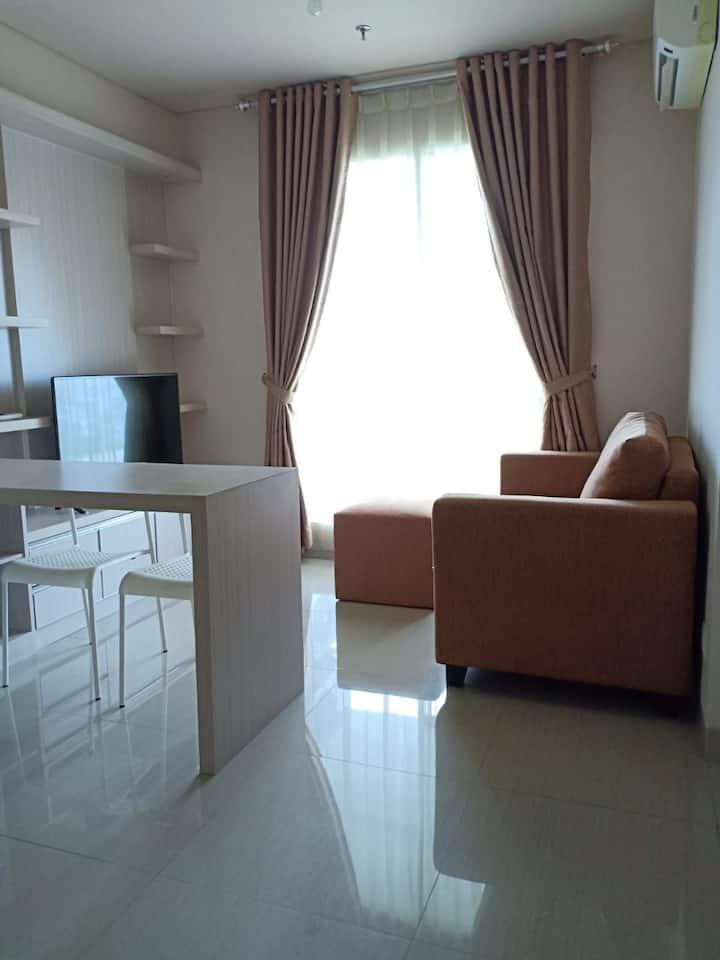 New 2BR Callia Apartment Pulomas Full Furnished