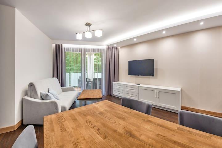 Cypel Helski Apartament Delux A 27 dla 4 osób
