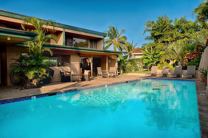 Kaanapali Home! Close To The Beach, Private Pool! - Lahaina - Maison