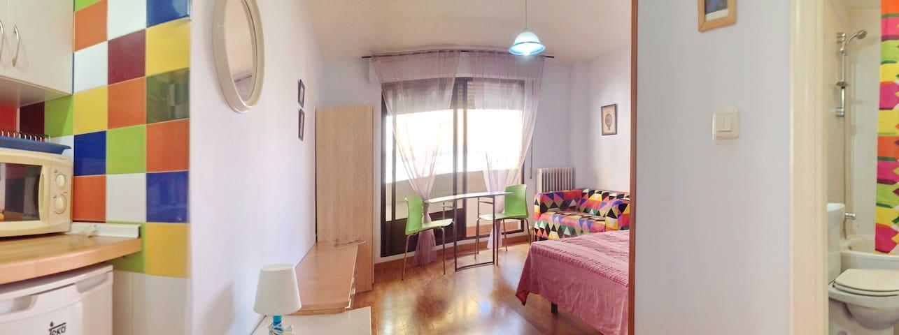 Salamanca Monthly Rental  Wifi - Santa Marta de Tormes - Apartament