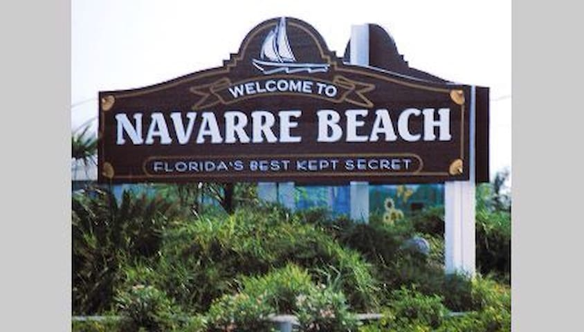 ❤3 Miles from Navarre Beach ❤️ - Navarre - Huis