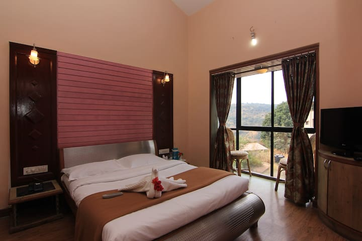 Executive room with Mezzanine floor in Panchgani