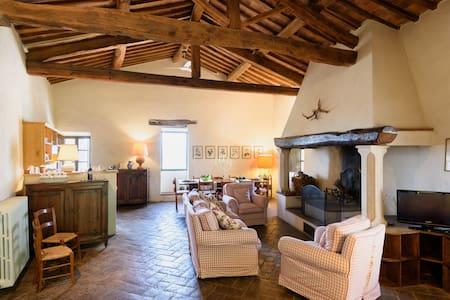 Borgo Lucignanello #Remo - San Giovanni d'Asso - Wohnung