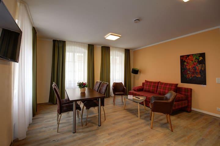 FeWo/ 2 Schlafzimmer in der Altstadt von Görlitz